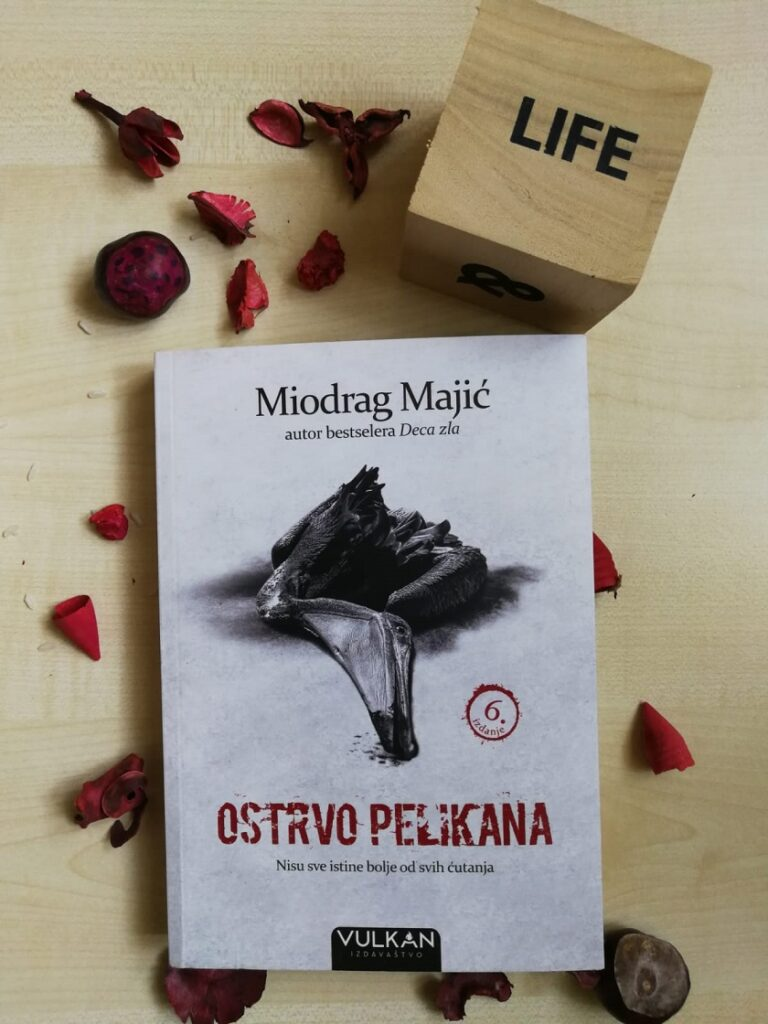 Ostrvo pelikana Miodrag Majić